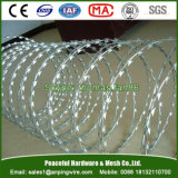 Razor Tape Concertina Wire for Stainless Steel or Galvanized Bto-22