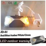 Rechargeable LED Shouder Warning Light for Police