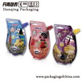 Special Shape Stand up Injection Pouch for Juice