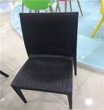 Outdoor Stackable Colorful Dining Stackable Plastic Chair