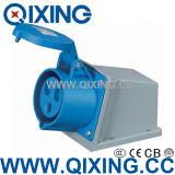 Qixing Surface Mounted Socket IP44 230V 3p 6h 16A