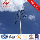 Octogonal 11.8m 500dan Steel Utility Poles for Power transmission