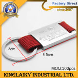 Promotional Metal Key Chain Gift with Lacer/Screen Printing (KKC-007)