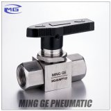 Hydraulic High Pressure Ball Valve Check Valve (586bar 8500psi NPT1/2, Stainless steel 304)