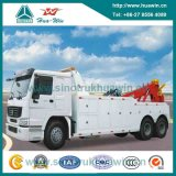 Sinotruk HOWO 50t Heavy Duty Rotator Wrecker Towing Wrecker Truck