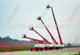 Hydraulic Lifting Machinery Self-Propelled Telescopic Boom Hydraulic Platform