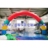 Inflatable Advertising Arch/Rainbow Inflatable Arch/Oxford Cloth Inflatable Arch