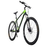 2016 Tdjdc-Leader with 30 Shimano Inner 3-Speed Sg-3r40 Derailleur 6061 Aluminium Alloy Thicken Tube 26*17′′ High Precision Shaft Drive Mountain Bicycle Green