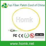 FC APC Singlemode Fiber Optic Pigtail