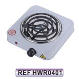 Single Electric Burner Electric Hot Plate Electric Stove (HWR0401)