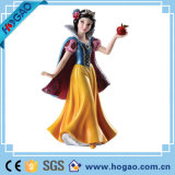 Princess Polyresin Cartoon Statue Princess Snow White Polyresin Cartoon Statue