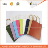 Full Color Best Price Professional Kraft Paper Shopping Bags