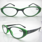 Fashion Butterfly Design Frame PC Reading Glasses