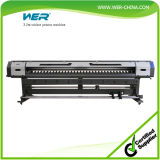 Hot Sale 3.2m 10 Feet with 2PCS Dx5 Printheads Eco Solvent Printer