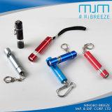 Promotional Flexible Aluminum Keychain LED Mini Flashlight