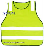 2015 New Design Reflective Safety Vest for Children