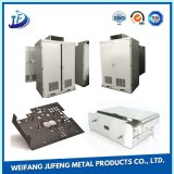 OEM Aluminum Stamping/Fabrication Sheet Metal Parts for Air Conditioning