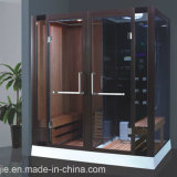 Luxury Style Dry and Wet Steam Sauna Room (804)