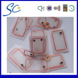 Transparent RFID Smart Card with Clear Chip & Antenna