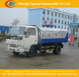 3-4cbm Dongfeng 4*2 Sealed Barbage Truck