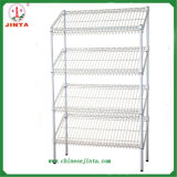 Kitchen Use Wire Shelf for Bowl and Plate Display (JT-F04)
