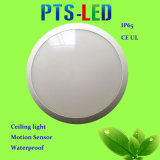 15W 20W 25W IP65 Motion Sensor LED Ceiling Light with MP3
