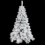 New Design Artificial Flocked Christmas Tree