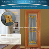 Traditional Interior Decoration Aluminum Casement Door