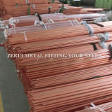 High Quality Rigid Copper Water Pipe with 99.96% Copper