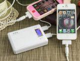100% High Capacity Dual USB 10000mAh Powerbank USB Battery Power