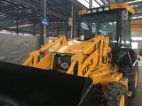 Yineng Wheel Loader 7 Ton Backhoe Loader Wz30-25