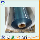 0.3mm PVC Transparent Flexible UV Resistant Film