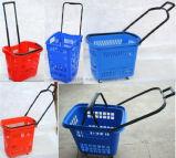 Shopping Baskets Trolley
