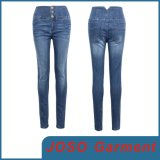 Women High Waist Denim Jeans (JC1139)