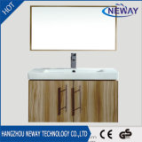 Simple Melamine Modern Wall Mounted Bathroom Furniture