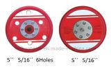 5inch Backing Pad with Hook & Loop or Vinyl for Air Sander
