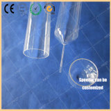 Semiconductor with High Temperature and High Purity Quartz Tube 106 * 2.5mm