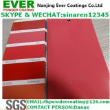 2016 Electrostatic Spray Rose Color Ral3017 Powder Coating