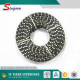 Good Quality High Efficiency Concrete Cutting Diamond Wire Saw for India Market