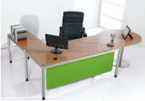 Modern Office Table, Steel Leg Office Desk, Manager Desk (SZ-OD117)