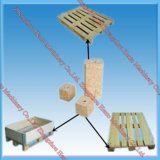 Expert Supplier Of Hot Press Wood Pallet Block Machine