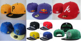 100% Cotton Custom Design 6 Panel Baseball Cap and Hat