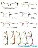 Popular Wholesale Stock Eyewear Eyeglass Optical Metal Frame Sr1509