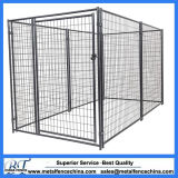 Galvanized Steel Wire Mesh Dog Kennel Modular Dog Kennel