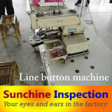 Machine Quality Control/Inspection Services in China