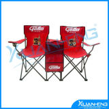 Double Folding Chair and Table with Umbrella