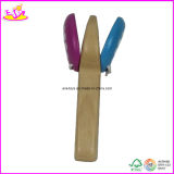 Wooden Baby Hand Castanet (W07I039)