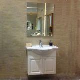 Oppein Modern Wall Mounted PVC Wood Bathroom Cabinet (OP12-007X-80)