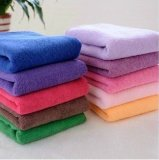 Microfiber Cleaning Cloth, Cleaning Towel, Micro Fiber Fabric (QH-3104)
