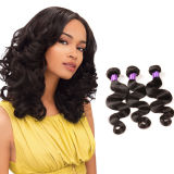 Cheap Brazilian Hair, Body Wave, Remy Human Hair Weaves